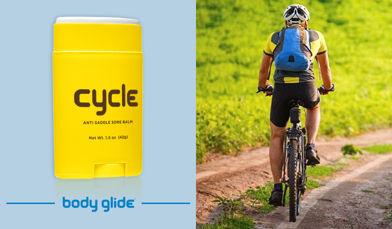 BodyGlide Cycle