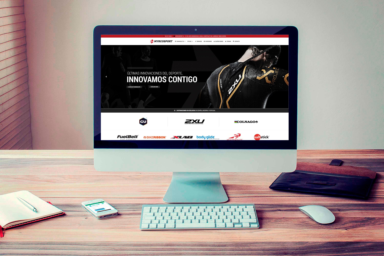MyrcoSport Estrena Nueva Web
